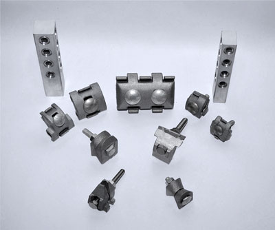 Aluminium Connectors