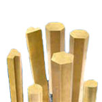 Brass Extruded Rods