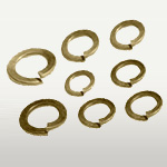 Helical Spring Lock Washers