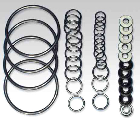 Hydraulic And Pneumatic O Rings